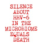 SILENCE ABOUT HHV-6 IN THE MICROBIOME