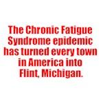 The Chronic Fatigue Syndrome epidemic