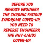 The Chronic Fatigue Syndrome Cover-up