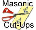 Masonic Cut ups(Vinyl)