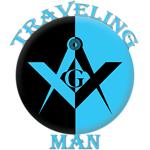 Blue Lodge Traveling Man