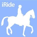 Horseback Riding iRide Silhouette