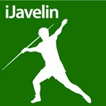 Track & Field iJavelin Silhouette