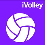 Volleyball iVolley Silhouette