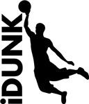 iDunk Basketball Shirts