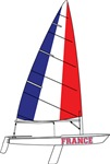 France Dinghy Sailing