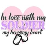 My Hero, my heart