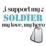 I support my Soldier