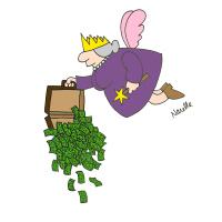 The Cash Fairy