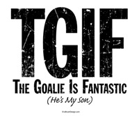 TGIF: The Goalie Is Fantastic