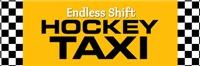 Hockey Taxi Bumper Sticker