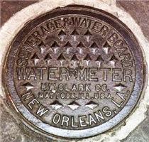 N.O. Water Meter