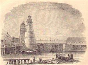 1858 Milneberg Light House