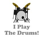 I Play The Drums!