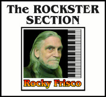 The ROCKSTER SECTION