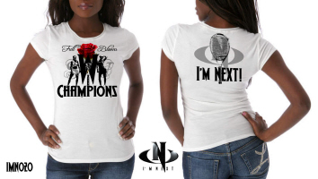 The Legends Clothing Line