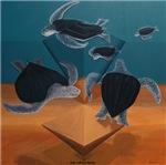 The Turtle Race: A unique vision of Leatherbacks