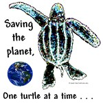 Save the planet...one turtle at a time