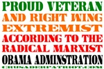 PROUD VETERAN RIGHT WING EXTREMIST