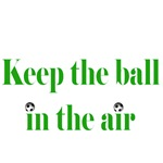 Keep The Ball In The Air