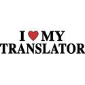Translator T-shirt, Translator T-shirts