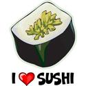 Sushi T-shirt, Sushi T-shirts