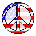 Peace In America T-shirt & Gift