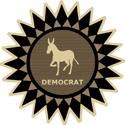 Stylized Democrat