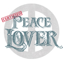 Certified Peace Lover