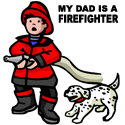 My Dad Is A Firefighter