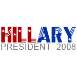Hillary President 2008