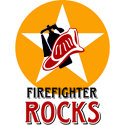 Firefighter Rocks