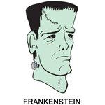 Frankenstein T-shirt, Frankenstein T-shirts