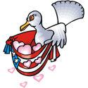 American Peace Dove