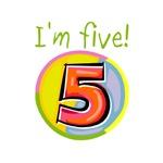 I'm Five