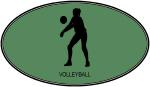 Womens Volleyball (euro-green)