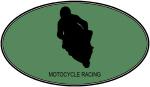 Motocycle Racing (euro-green)