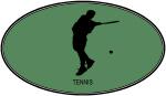 Mens Tennis  (euro-green)