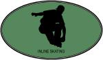 Inline Skating (euro-green)