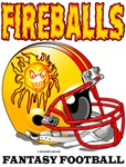 FFL Fireballs Helmet