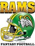 FFL Rams Helmet