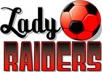Lady Raiders Soccer Ball