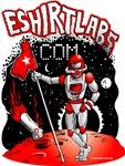 eShirtLabs.Com Spaceman