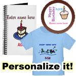 Personalized Birthday