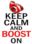Turbo Boost - Keep Calm