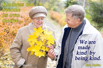 Made Kind by Being Kind
