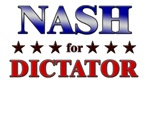 NASH for dictator