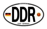 East Germany Euro Oval