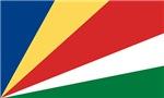 Flag of the Seychelles