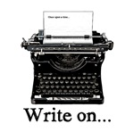 WRITE ON...
